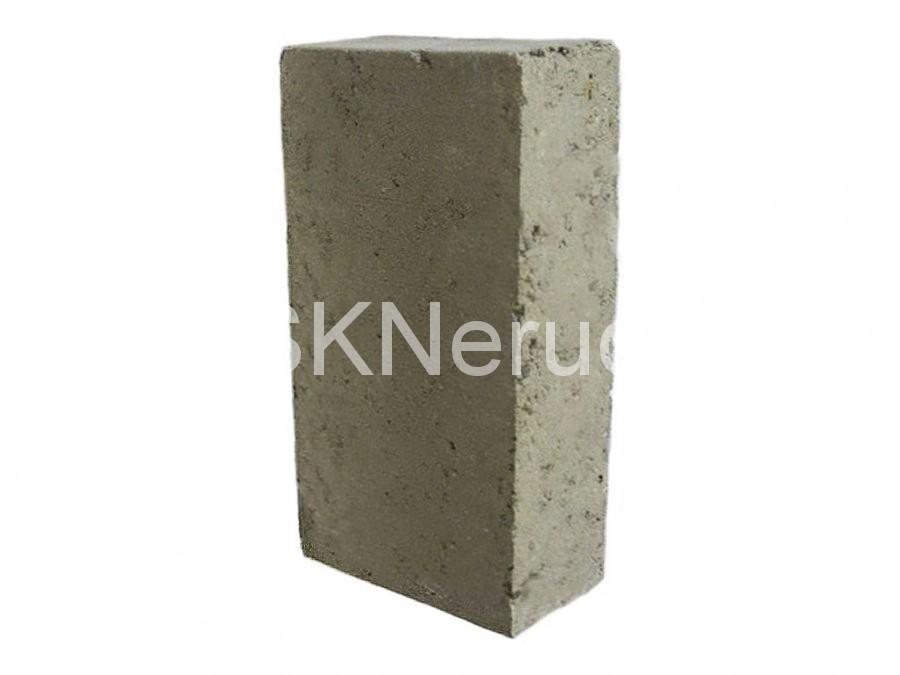 Перегородочный полнотелый блок М50 390х80х190