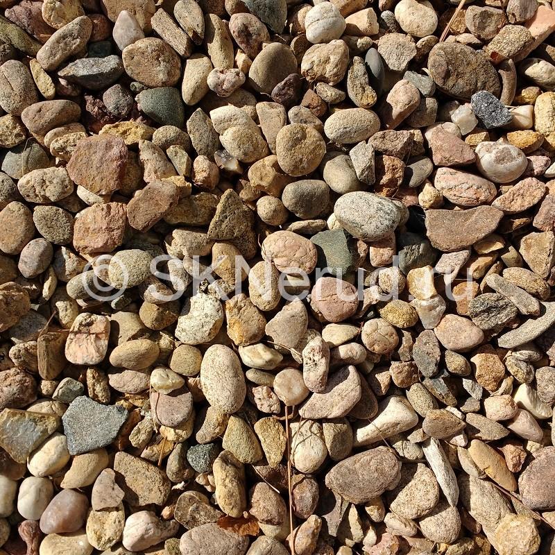 Гравий 20-40 мм сеяный