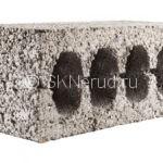 Керамзитобетонный 4-пустотный блок М35 390х190х190