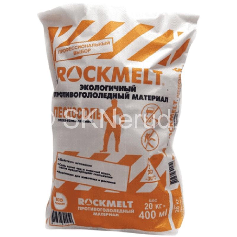 Rockmelt (Рокмелт) пескосоль 20 кг