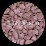 Цветной мраморный щебень (какао)