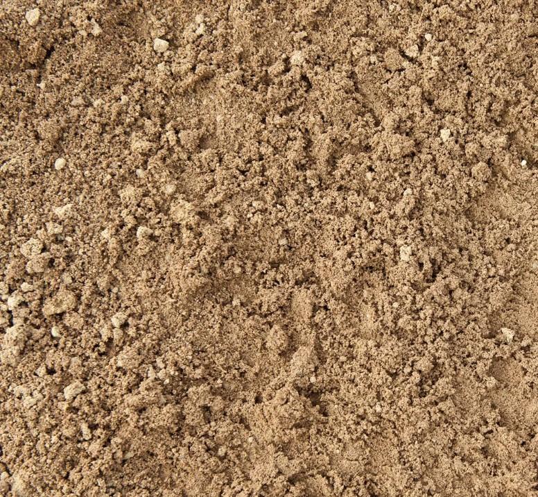 Песок крупнозернистый мытый