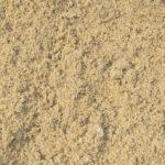Песок сеяный среднезернистый